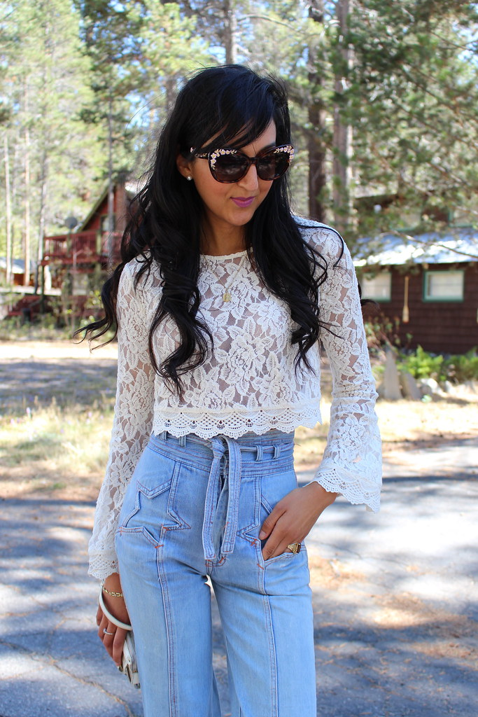 Flares and Lace 1