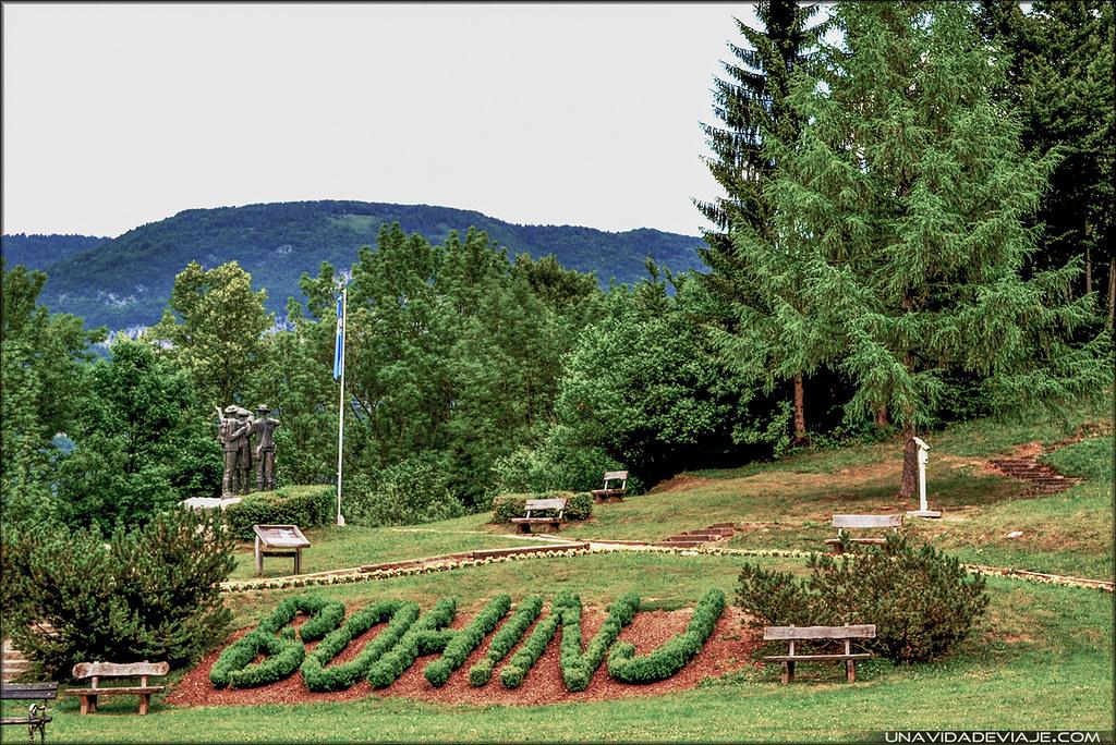 Eslovenia Bohinj