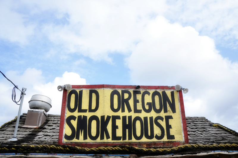 Rockaway Beach Old Oregon Smokehouse @ Mt. Hope Chronicles