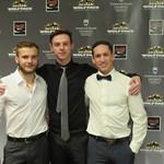 Nolan Derosa, AndrewKroczynski, Stef Shaw (mar 24, 2016)