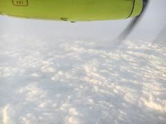 Wolkendecke über Frankreich - Photo of Montreuil-sur-Blaise