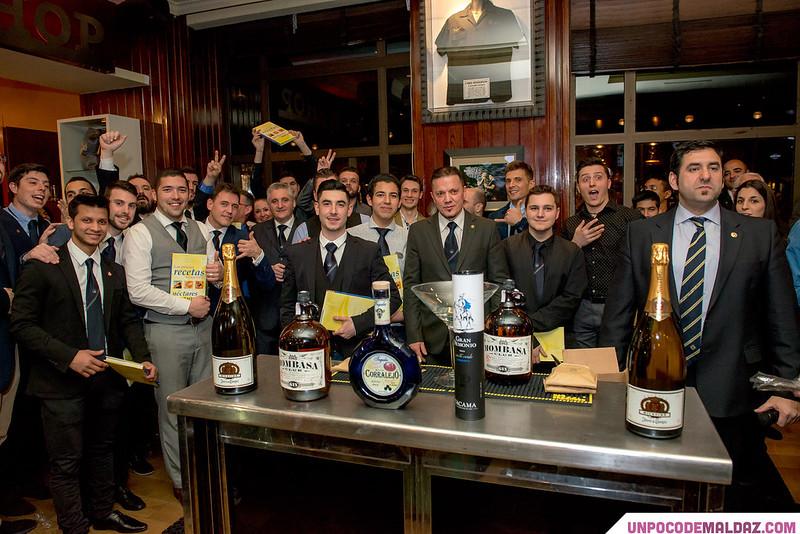 Concurso regional coctelería ABE Madrid