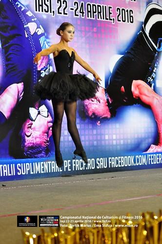 Campionatul National de Culturism si Fitness - Iasi 2016