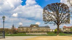 Königsufer und Brühlsche Terrasse