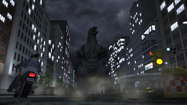 巨影都市「ゴジラ」