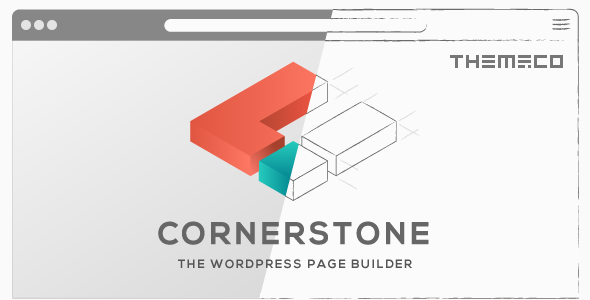 Cornerstone v2.1.6 – The WordPress Page Builder
