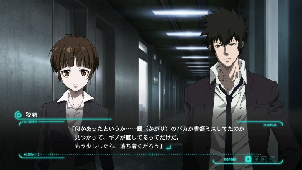 PSYCHO-PASS: Mandatory Happiness on PS4, PS Vita