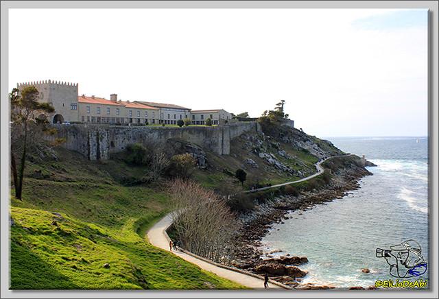 Fortaleza de Monterreal en Baiona (4)