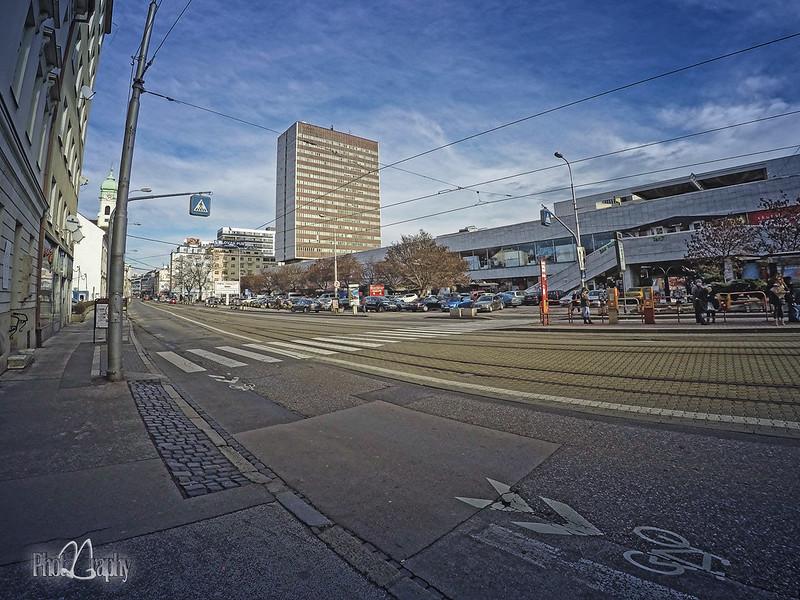 Carril bici Bratislava