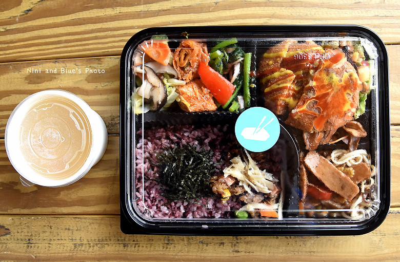 素食便當本東蔬食便當餐盒11