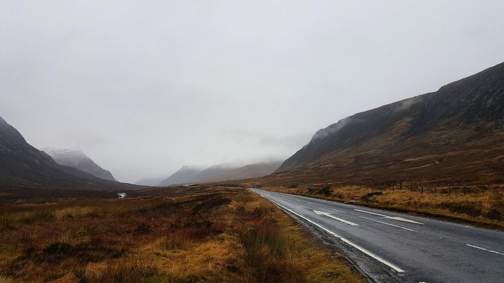 Scotland, January 2016