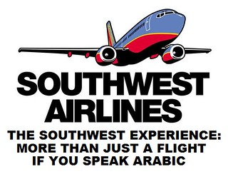New Crime: Flying While Bilingual