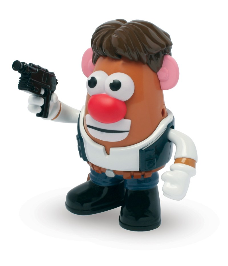 Mr. Potato Head × PPW【韓索羅、丘巴卡】小編心中最強雙人組 STAR WARS 系列