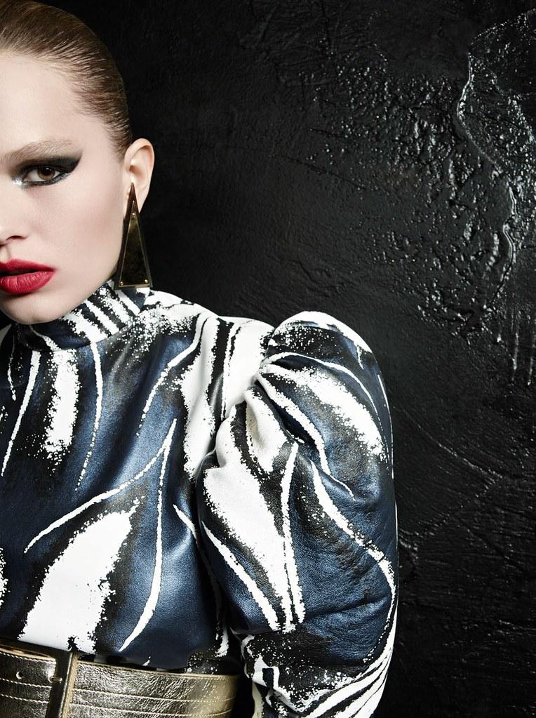 Анна Эверс — Фотосессия для «Vogue» FR 2016 – 4