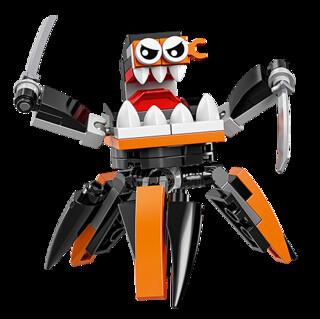 LEGO Mixels Series 9 Spinza (41576)