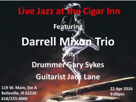 Cigar Inn 4-22-16