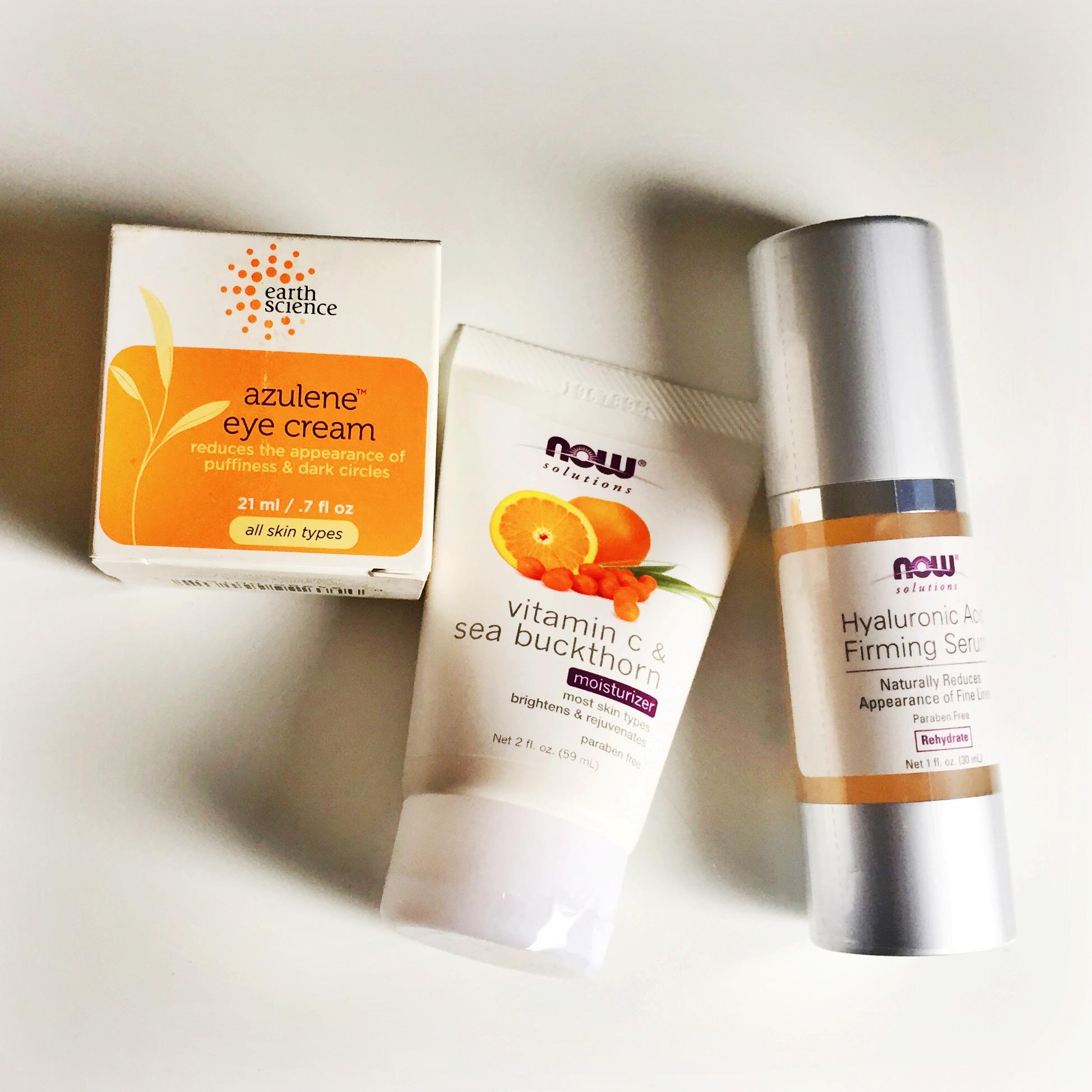 Vitacost cremas faciales