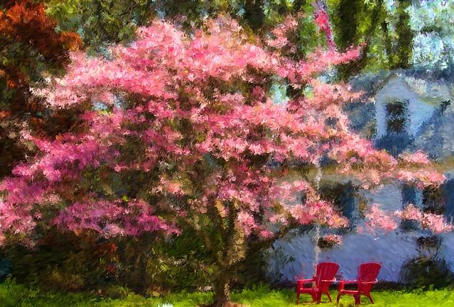 Spring Impression Variation #2