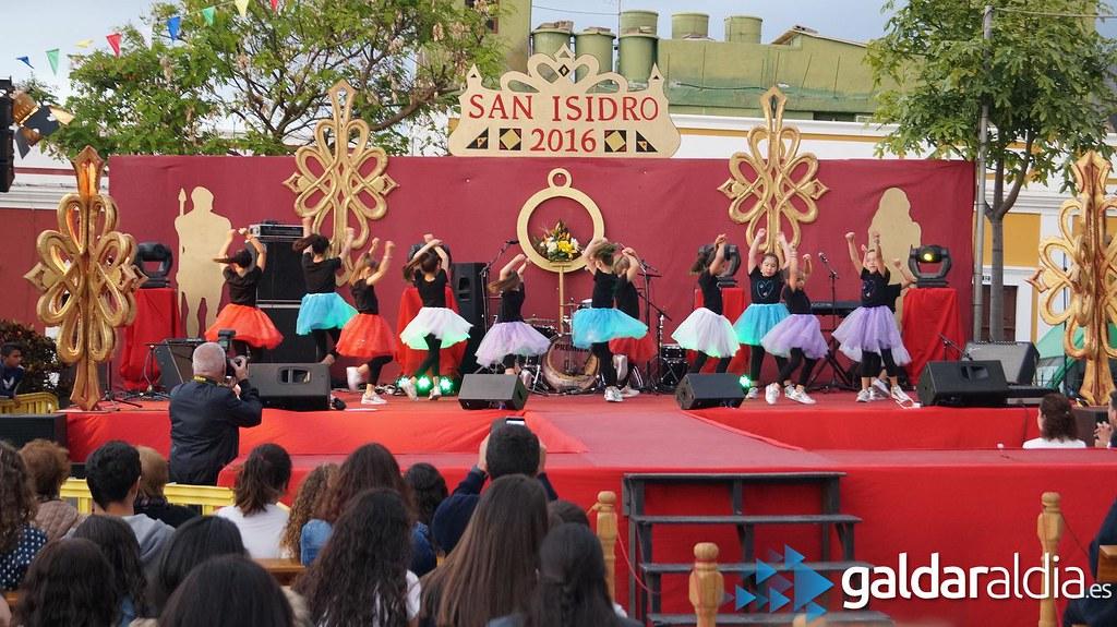 Gala de las Reinas y Rey de las Fiestas de San Isidro 2016