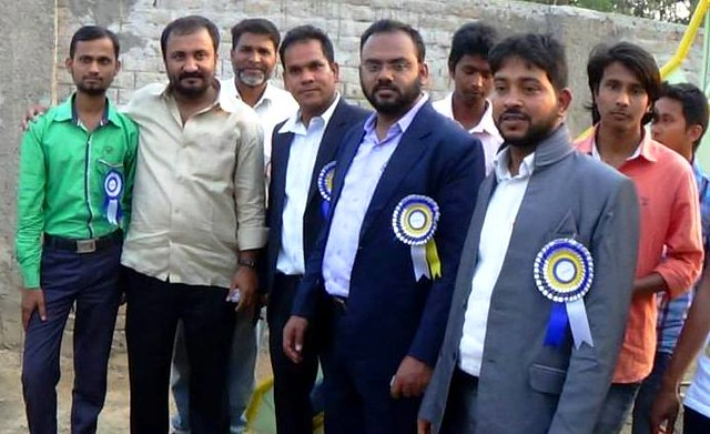 Mohtasim, Nazmul Huda, Tafhim and his team