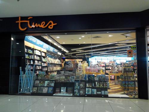 times bookstore