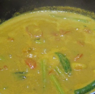 Prawns and Drumstick Curry Step - 5