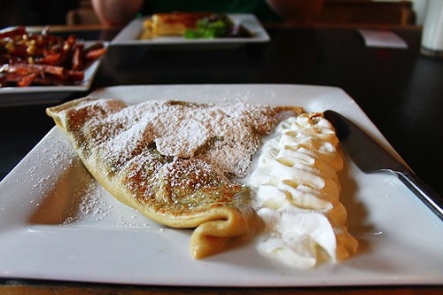 Sugarbush skinny pancake