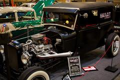 World of Wheels Custom Car Show - 1/9/16