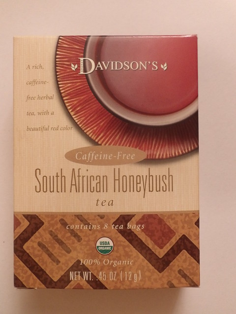 Heavy on Fashion Reviews - Davidson's Tea