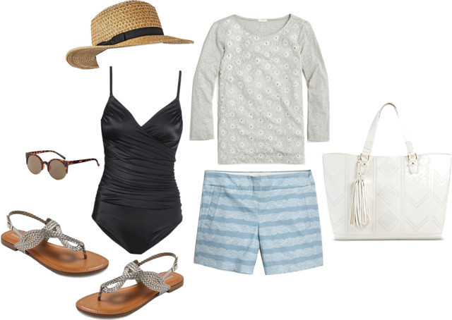 What I Wish I Wore, Vol. 117 - Beach Vibes; Style On Target
