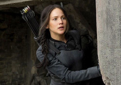 The Hunger Games - Mockingjay - Part I - screenshot 2