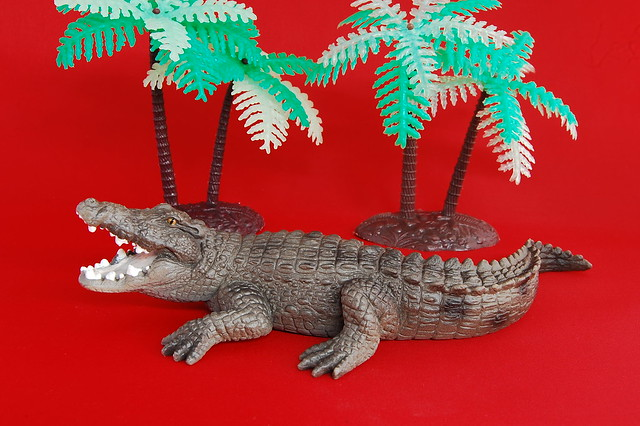 Docronnie's small Schleich collection 23926412594_6f561044ba_z