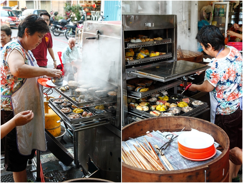 Tuck Cheong Dim Sum Steamer