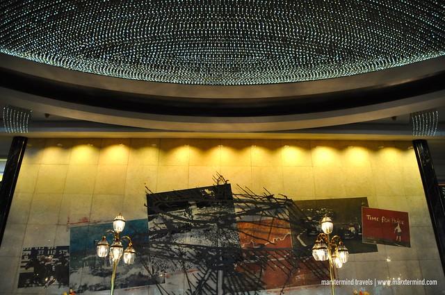 The Landmark Macau Hotel Lobby