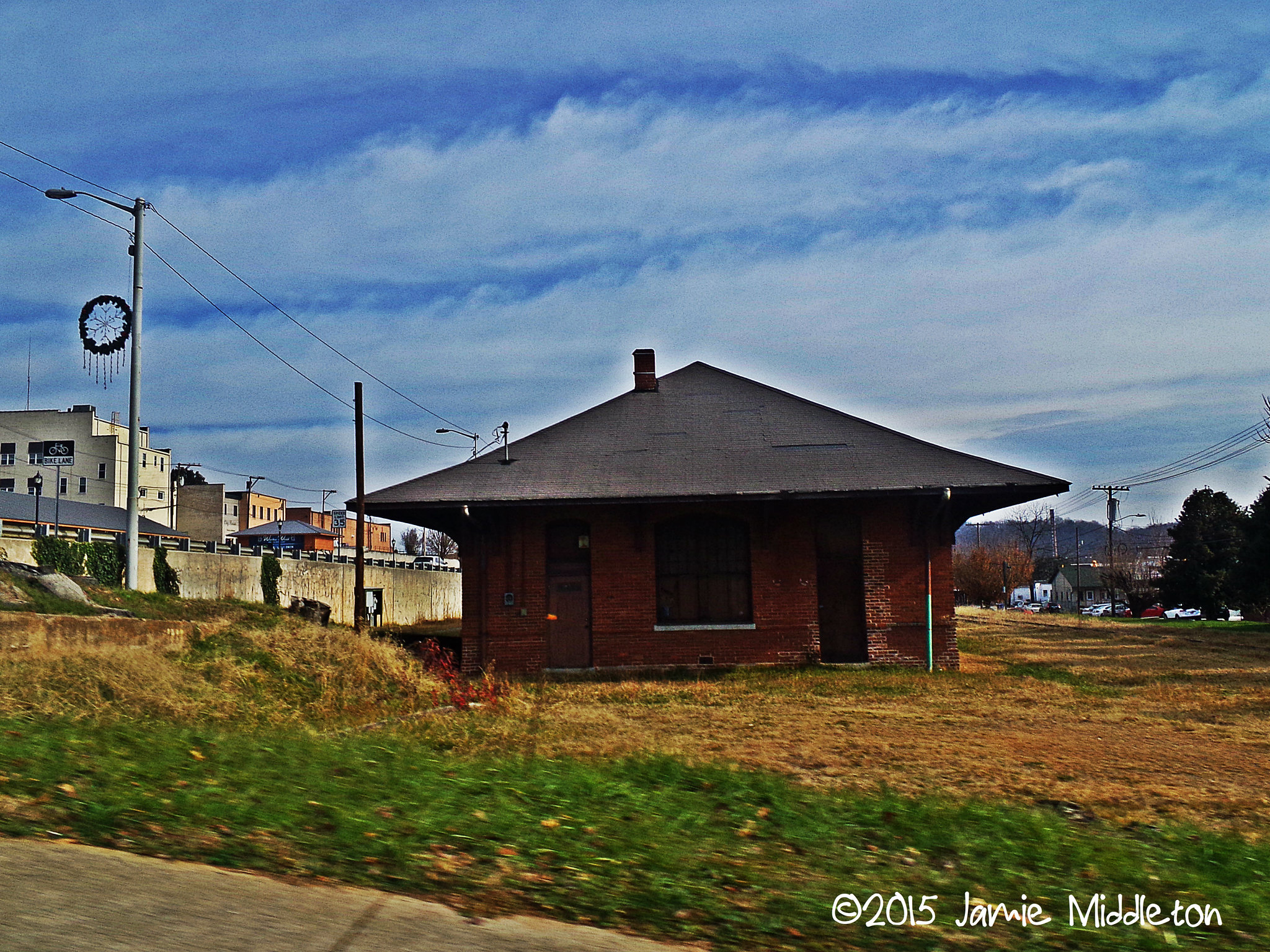 North Wilkesboro Depot -- North Wilkesboro, NC