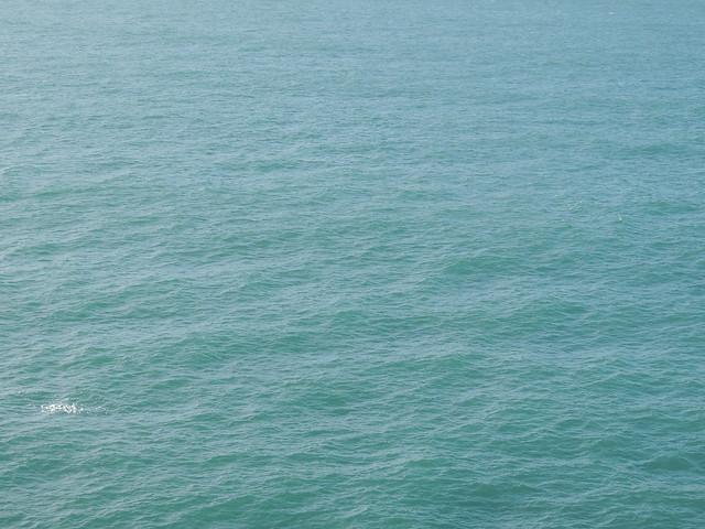 olhar o mar