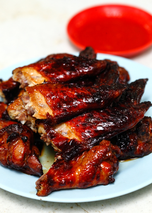 Wong Ah Wah BBQ Wings
