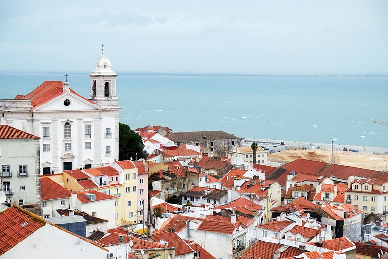 Lisbon View, Alfama
