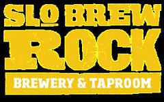 SLO Brew Rock logo
