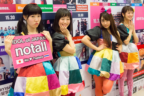 notall in Japan Expo Thailand 2016