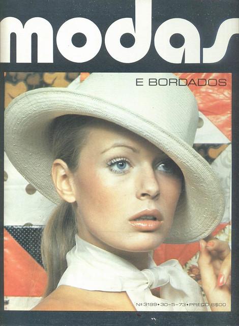 Modas e Bordados, No. 3199, Maio 30 1973 - capa