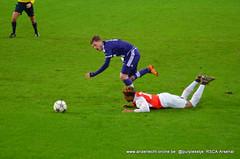 Season 2015-2016: UYL RSC Anderlecht-Arsenal FC