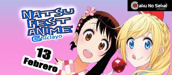 Natsu Fest Anime Chiclayo