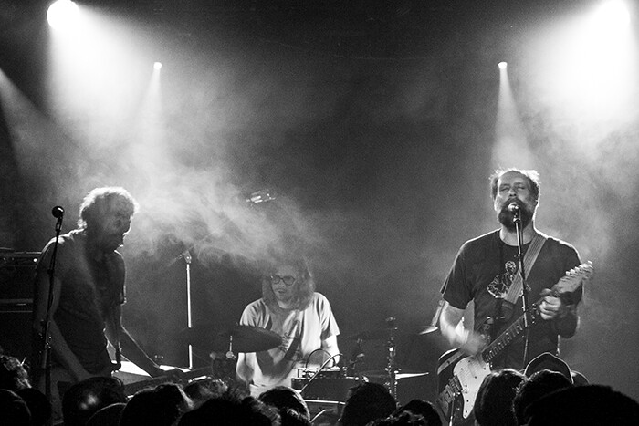 Built To Spill, Doug Martsch, Steve Gere, Jason Albertini, The Echo