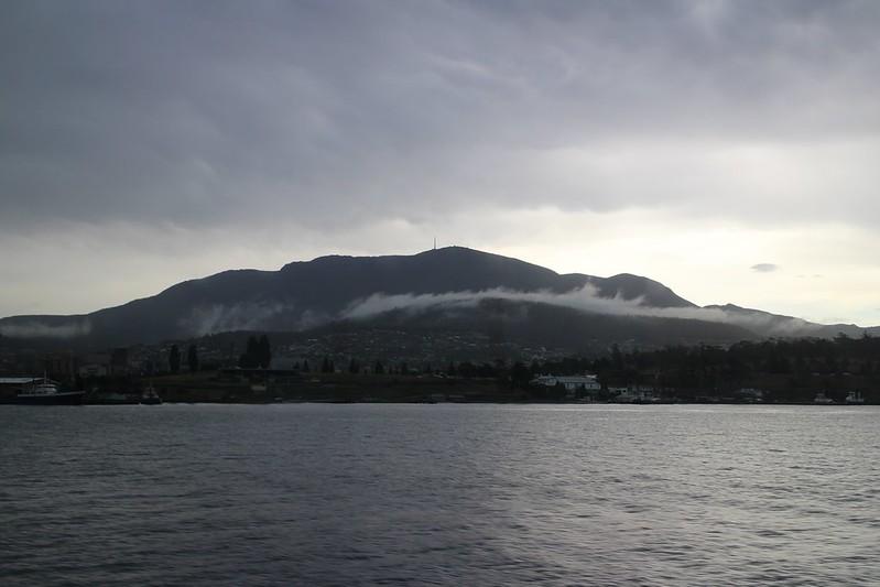 MONA ferry Hobart