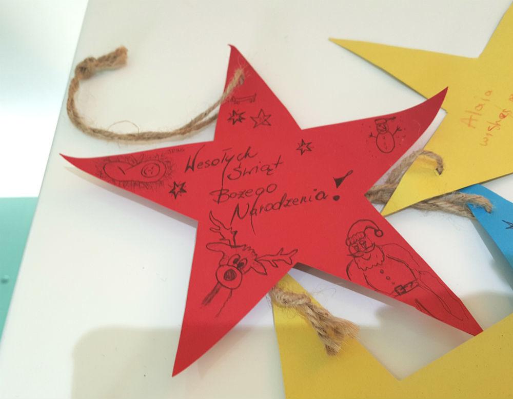 Christmas Wish Stars 2015