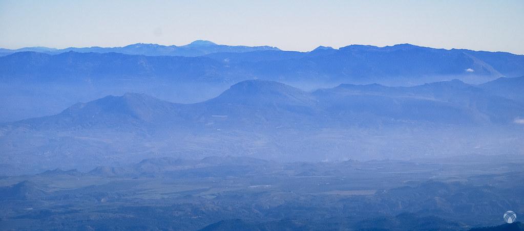 Mirando al norte: la Sagra sobre Cazorla