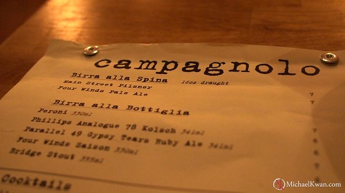 Campagnolo on Main