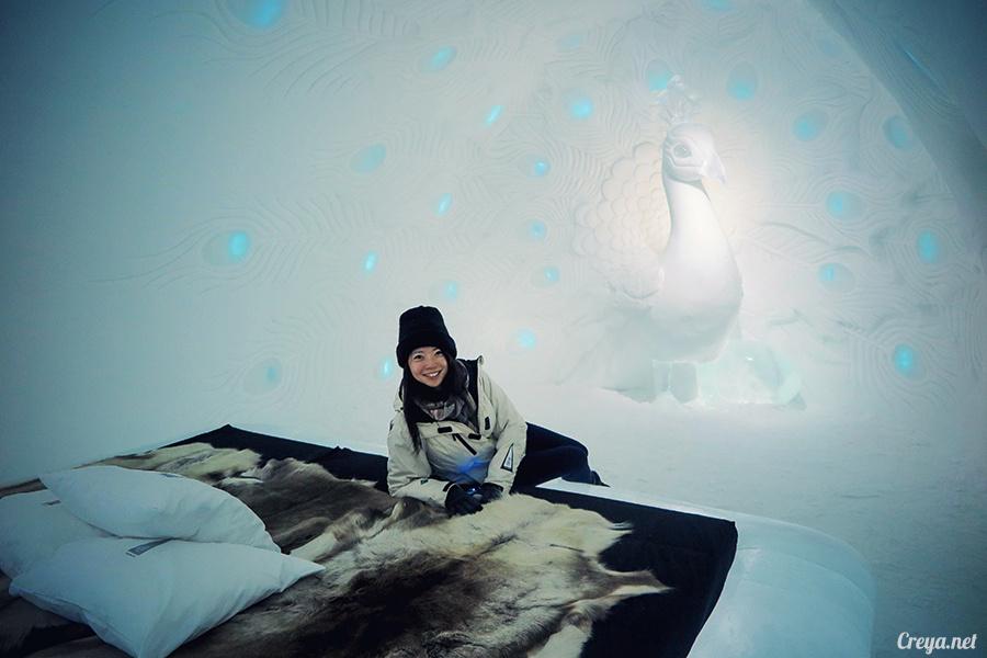 2016.02.25 ▐ 看我歐行腿 ▐ 美到搶著入冰宮,躺在用冰打造的瑞典北極圈 ICE HOTEL 裡 01.jpg