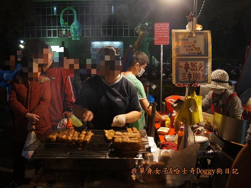 高雄勞工夜市&愛河之心夜景14